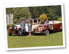 Beauford & Rolls Royce Wedding Cars